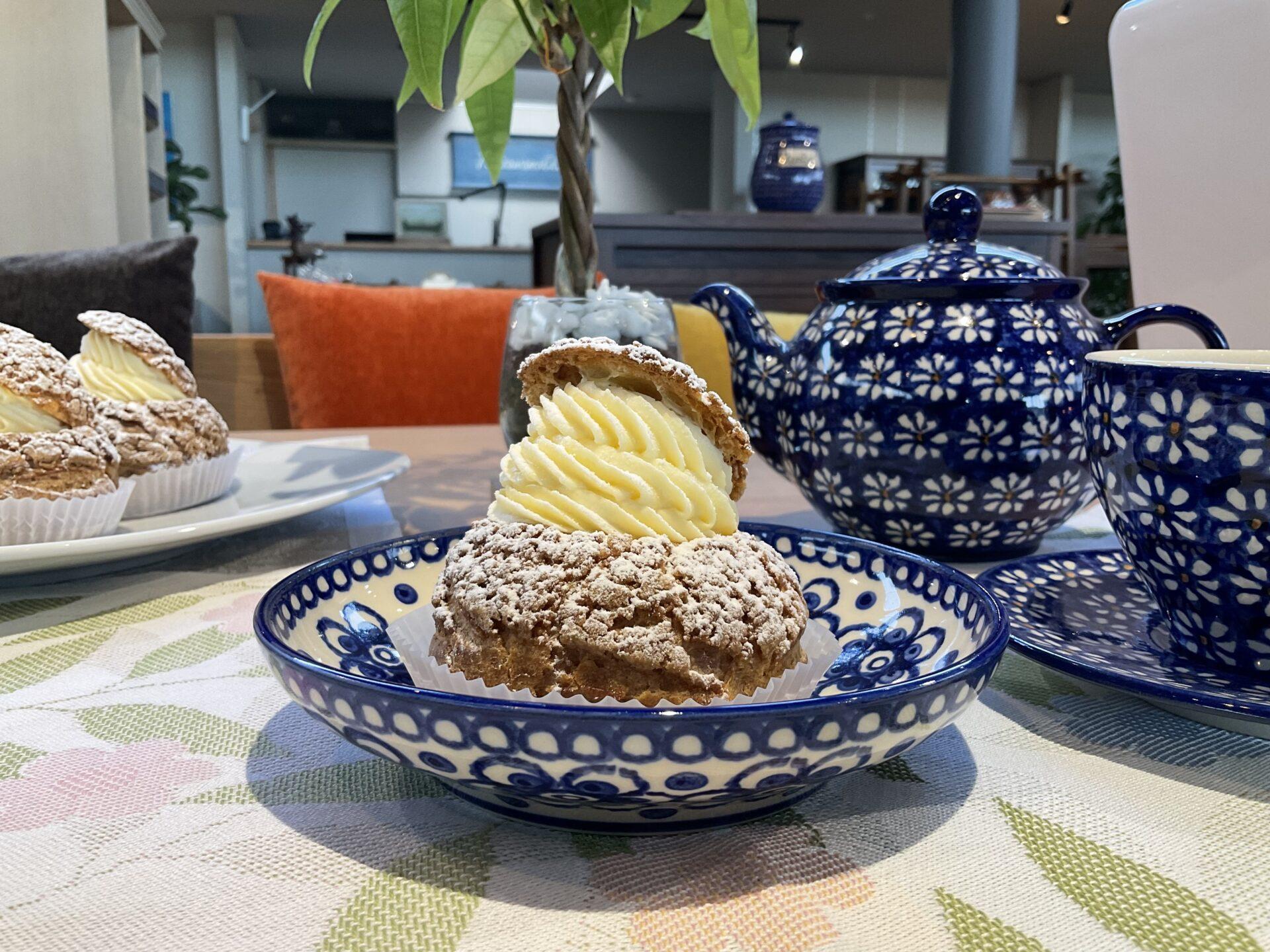 今、和歌山で1番旬なシュークリーム。